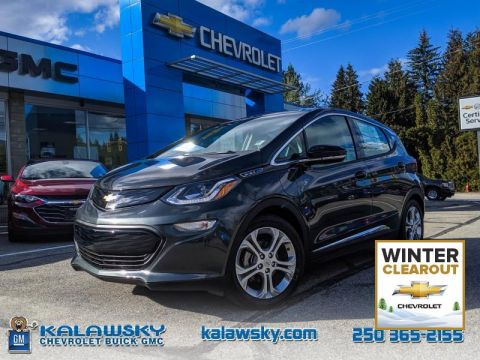 2019 Chevrolet Bolt EV LT  Free Level 2 Chargepoint Home Charger