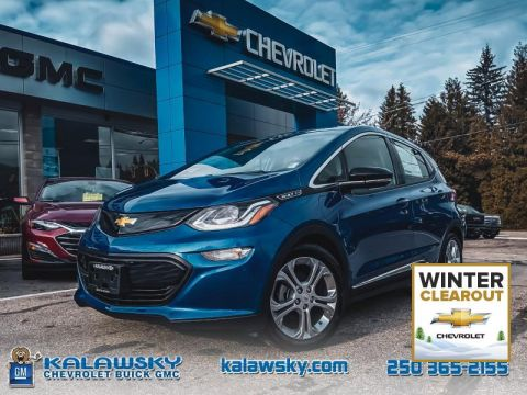 2019 Chevrolet Bolt EV LT  - Free Level 2 Chargepoint Home Charger