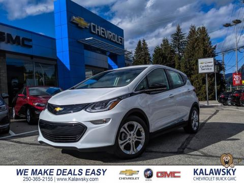 2019 Chevrolet Bolt EV LT  - Qualifies for $8000 EV Rebates