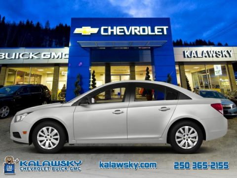 Pre-Owned 2014 Chevrolet Cruze 2LT FWD Sedan