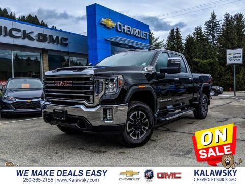 2020 GMC Sierra 3500HD SLT  - All New -  WiFi