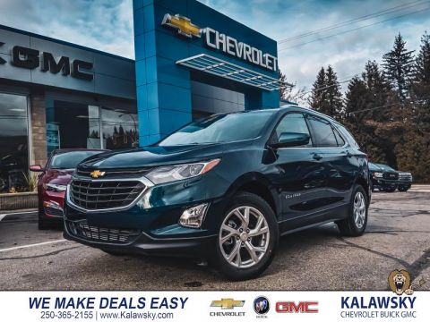 New 2020 Chevrolet Equinox LT - Power Seats - Heated Seats 4WD SUV