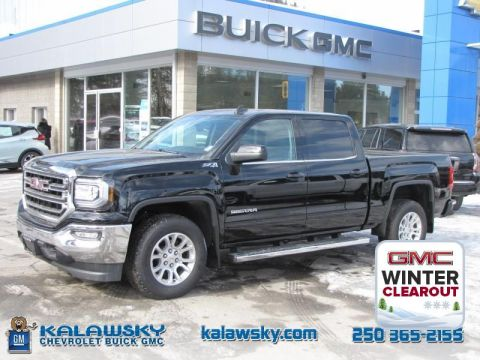 2018 GMC Sierra 1500 SLE  -NO CHARGE WINTER TiRES -