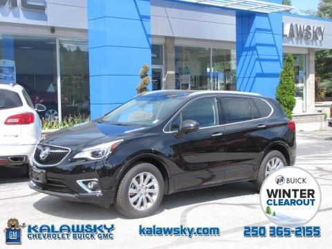New 2019 Buick Envision Essence 4WD SUV